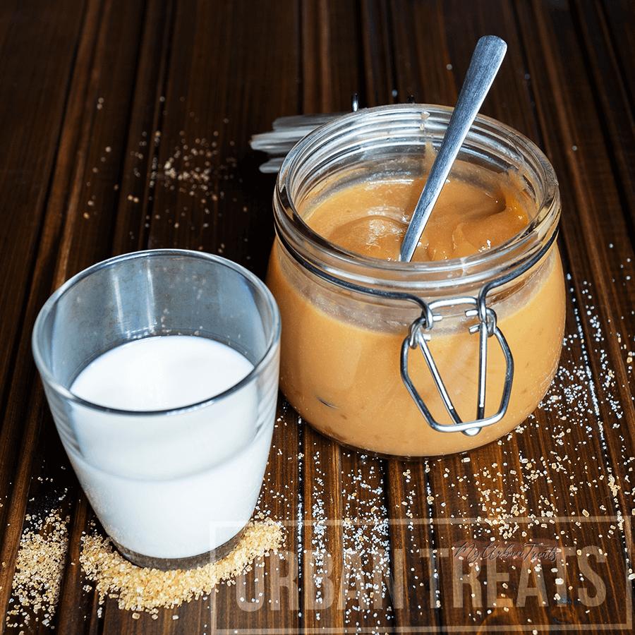 dulce de leche recipe