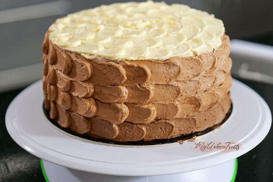Buttercream Cake Frosting