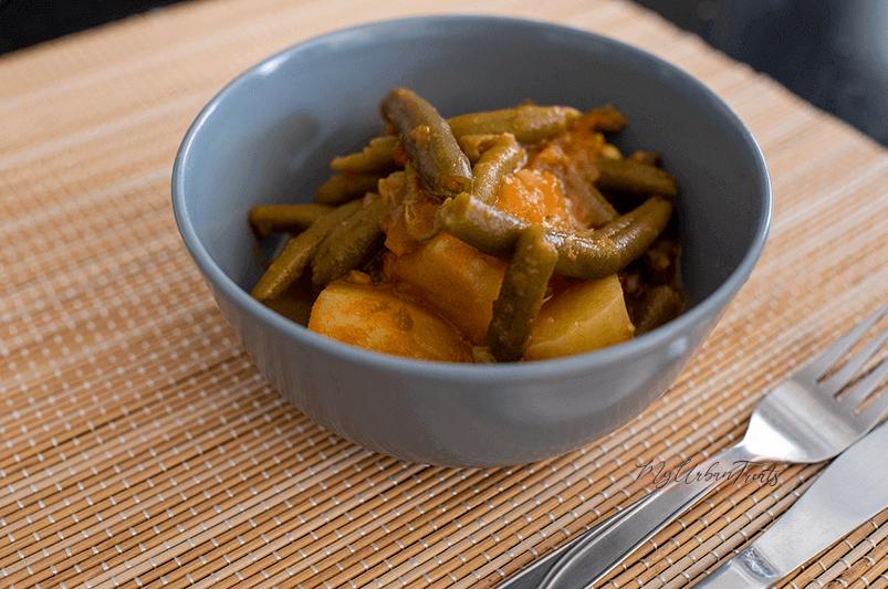 Fasolaki Yiahni (String Bean Stew)