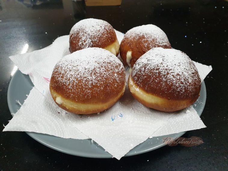 Austrian Doughnuts – Faschingskrapfen
