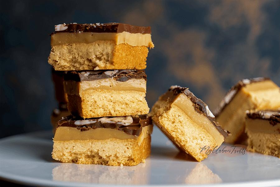 Amazing Millionaires Shortbread (Caramel Shortbread) Recipe