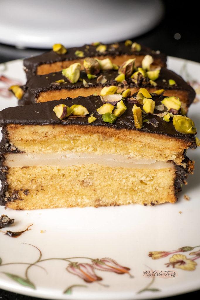 Marzipan Cake