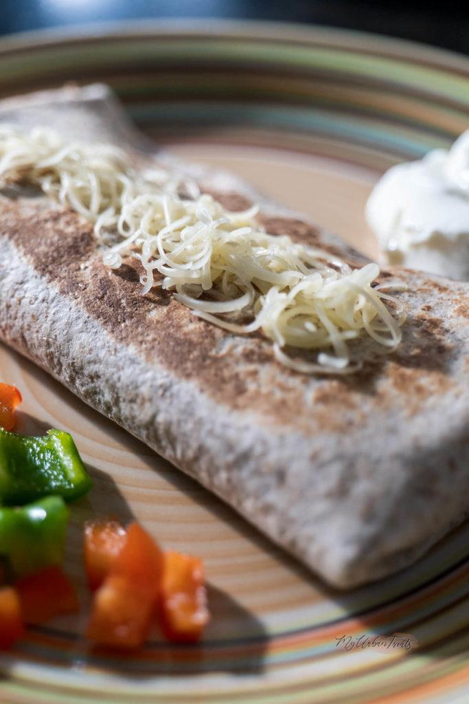 Easy Mexican Chicken Burritos