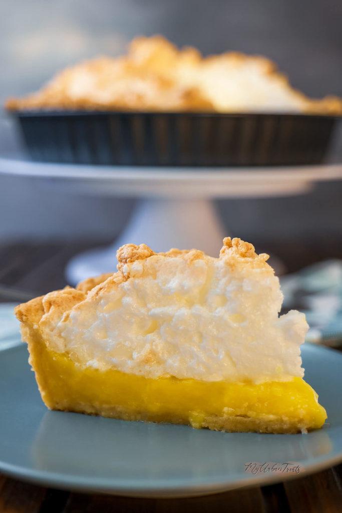 Grandma's Amazing Lemon Cream Pie Recipe