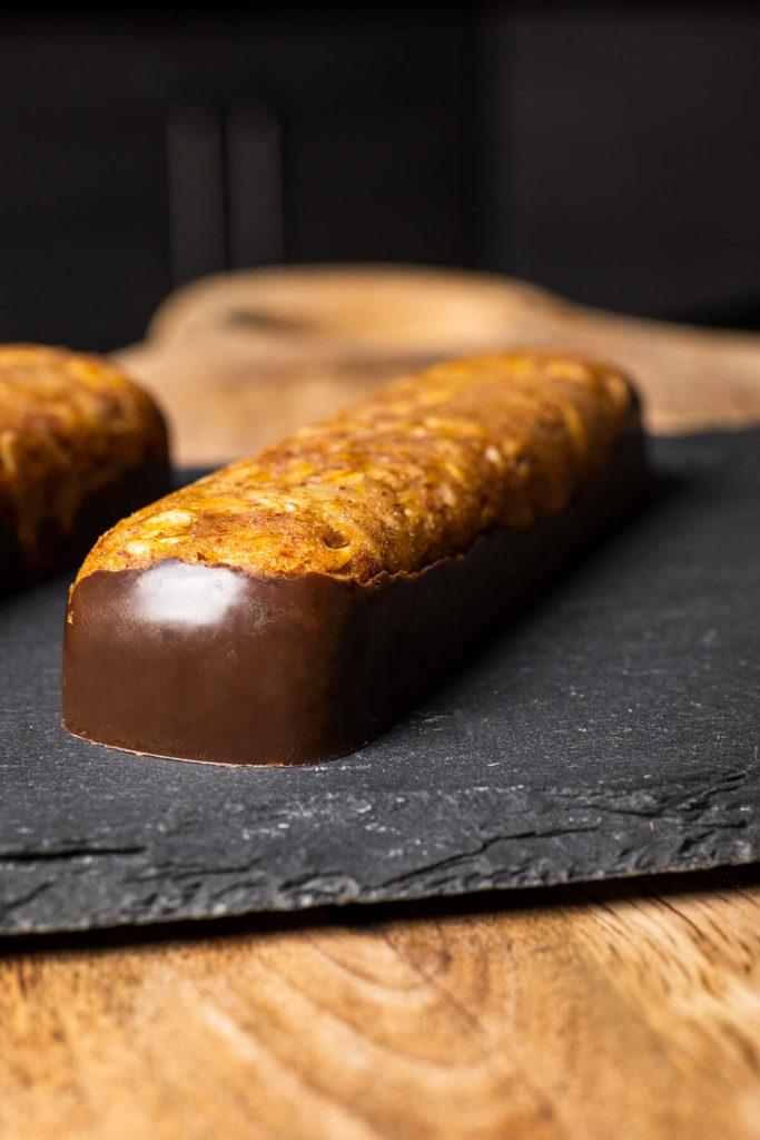 chocolate peanut butter oat bars recipe