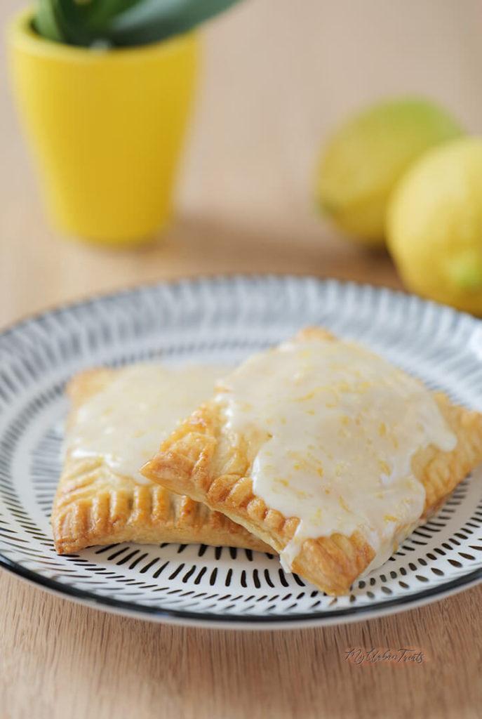 Lemon Pop Tarts