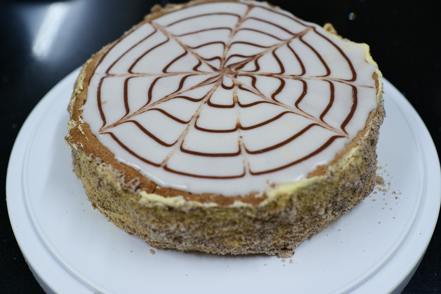 Esterházy Torte Recipe